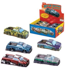 Schylling Toys Schylling Rev Up Racer Tin Truck