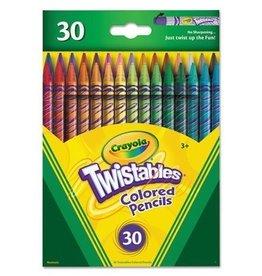 C2F Inc Crayola Twistables Colored Pencils