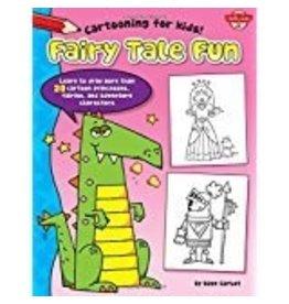 C2F Inc Cartooning for Kids Fairy Tale Fun