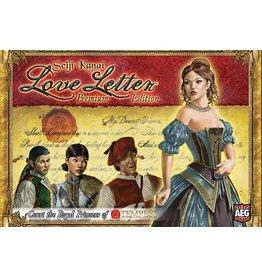 Lion Rampant Love Letter Premium Edition
