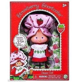 Schylling Toys Schylling 6 Inch Retro Strawberry Shortcake Doll
