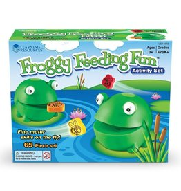 Learning Resources Learning Resources Froggy Feeding Fun