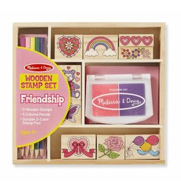 Melissa and Doug Melissa and Doug  Friendship Stamp Set