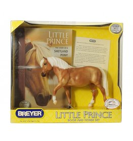 Reeves Breyer Classics Little Prince Book and Horse Toy Set