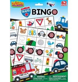 Epoch Everlasting Play Imaginetics Travel Bingo Game