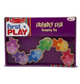 Melissa and Doug DNR Melissa and Doug Friendly Fish Grasping Toy