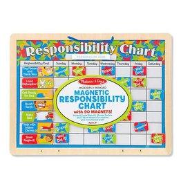Melissa and Doug Melissa and Doug Magnetic Responsibility Chart