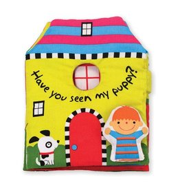 Melissa and Doug Melissa and Doug Quiet Book Have You Seen My Puppy