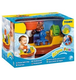 Tomy Tomy Pirate Ship Bath Toy
