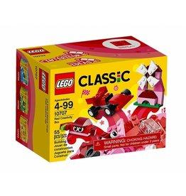 Lego Lego 10707 Red Creativity Box V39