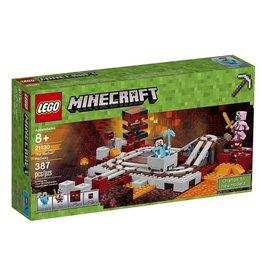 Lego Lego 21130 Minecraft The Nether Railway