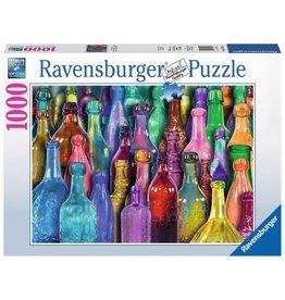 Ravensburger Ravensburger 1000 Piece Puzzle Colorful Bottles