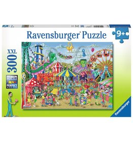 Ravensburger Ravensburger 300 Piece Puzzle Fun at the Carnival