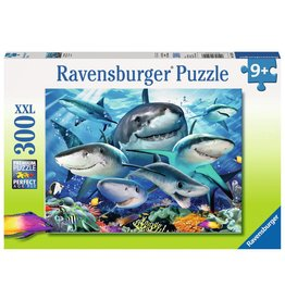Ravensburger Ravensburger 300 Piece Puzzle Smiling Sharks