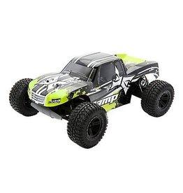 Horizon Hobby AMP MT 1 10 2WD Monster Truck Black Green RTR