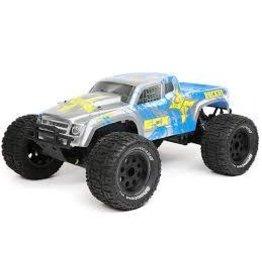 Horizon Hobby ECX 1 10 2wd Ruckus Monster Truck BD Lipo Silver Blue RTR