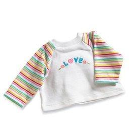 Madame Alexander Madame Alexander Stripe Love T shirt 19