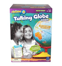 Educational Insights GeoSafari Jr Talking Globe Junior 086002088987