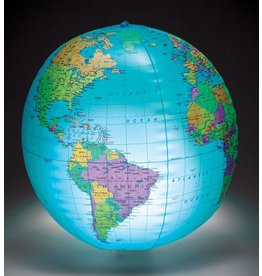Learning Resources Learning Resources Inflatable Light-Up Globe