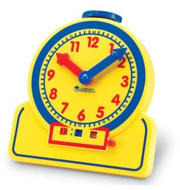 Learning Resources Learning Resources Primary Time Teacher Student Learning Clock