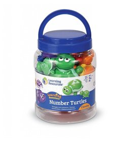 Learning Resources Learning Resources Snap-n-Learn Number Turtles