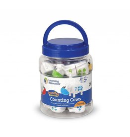 Learning Resources Learning Resources Snap-n-Learn Counting Cows