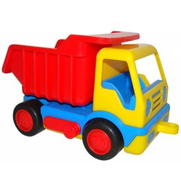 Ksm Basics Dump Truck 1AND UP   10x5x5.5