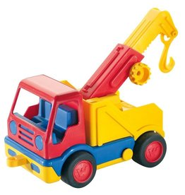 Ksm Basics Tow Truck 1 and up    10x5x5.5
