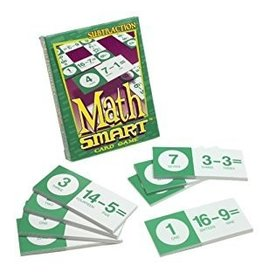 Talicor Math Smart Subtraction Card Game