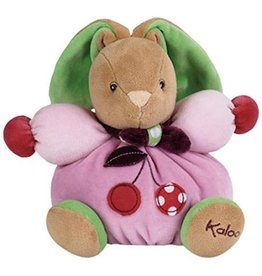 Jura Toys Kaloo Colors Small Rabbit with Cherry Applique