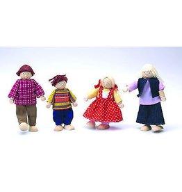 The Original Toy Company Original Toy Company Original Wooden Dolls