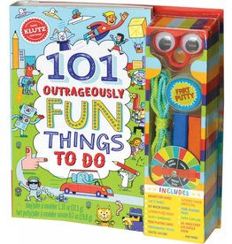 Klutz Klutz 101 Outrageously Fun Things To Do 730767106409