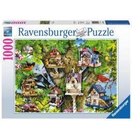 Ravensburger Ravensburger 1000 Piece Puzzle Bird Village