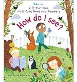 Educational Development Corporation Usborne How Do I See First Questions and Answers