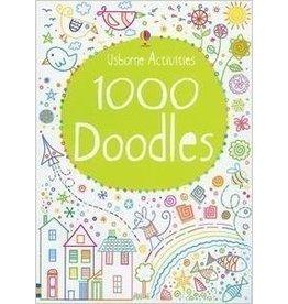 Educational Development Corporation Usborne 1000 Doodles