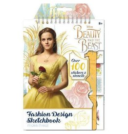 Make It Real LLC Make It Real Beauty and the Beast Fashion Sketchbook