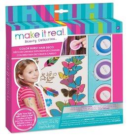 Make It Real LLC Make It Real Color Burst Hair Deco