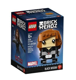 Lego DNR Lego 41591 Brick Headz Black Widow