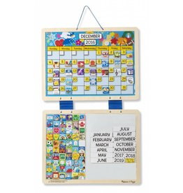 Melissa and Doug Melissa and Doug Monthly Magnetic Calendar