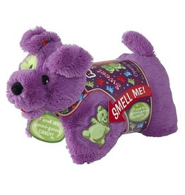 CJ Products Gummi Pup Sweet Scented 16 Inch Pillow Pet