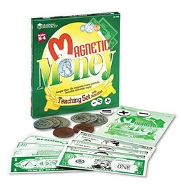 Learning Resources Learning Resources Magnetic Money