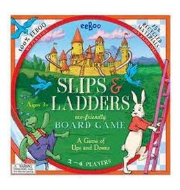 EeBoo Eeboo Slips and Ladders Board Game