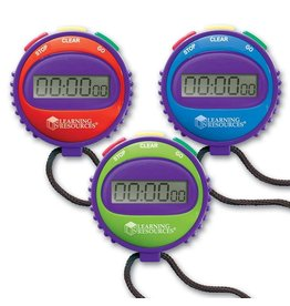Learning Resources Learning Resources Simple Stopwatch