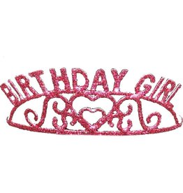 Elope Elope Birthday Girl Sparkle Tiara