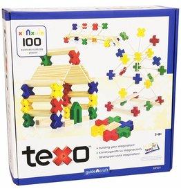 Guidecraft Guidecraft Texo 100 Piece Set