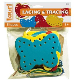 Playmonster Smethport Lacing and Tracing Shapes