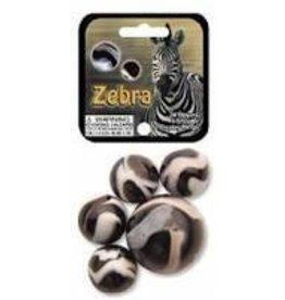 MegaFun USA DNR Zebra Game Net Marbles