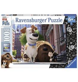 Ravensburger Ravensburger 100 Piece Puzzle Secret Life of Pets