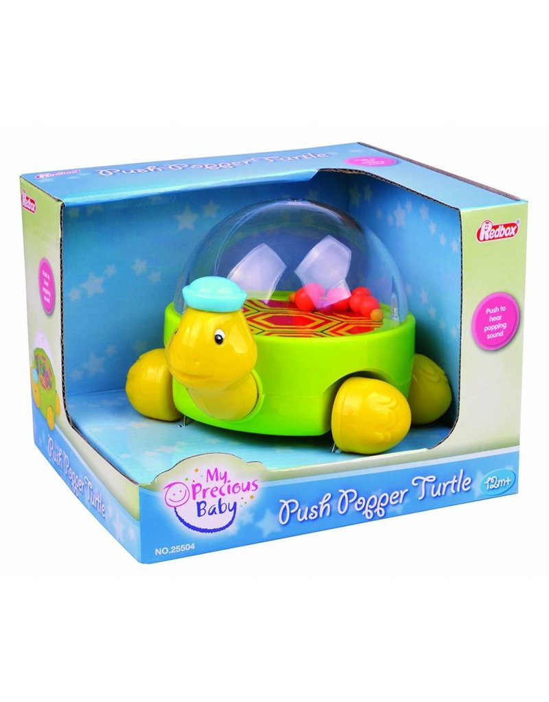 Castle Toys Inc Castle Toy Popping Turtle - ToyTown
