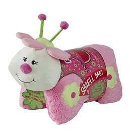 CJ Products Watermelon Ladybug Sweet Scented 16 Inch Pillow Pet